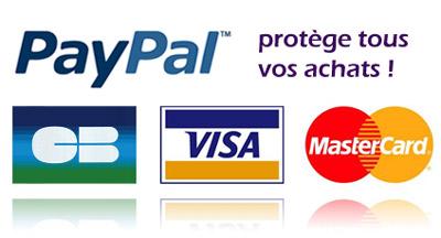 Hypnose Montreux paiement par Paypal